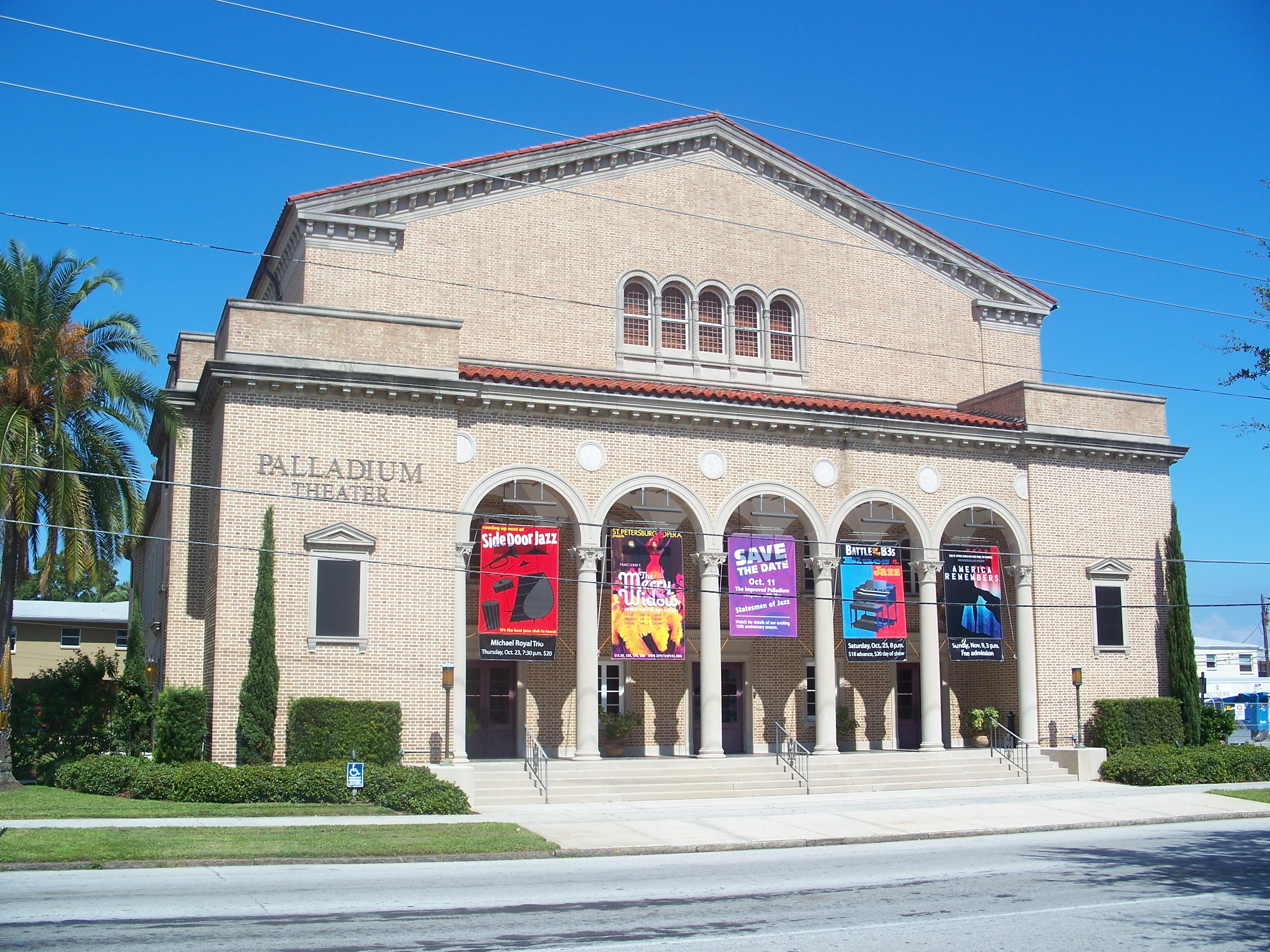 Paul Wilborn, Executive Director – Palladium Theater, St. Petersburg, FL