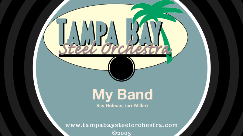 My Band – Ray Holman